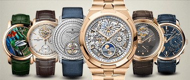 Vacheron Constantin - Ask a question about a collection or a model  - 賛美の季節